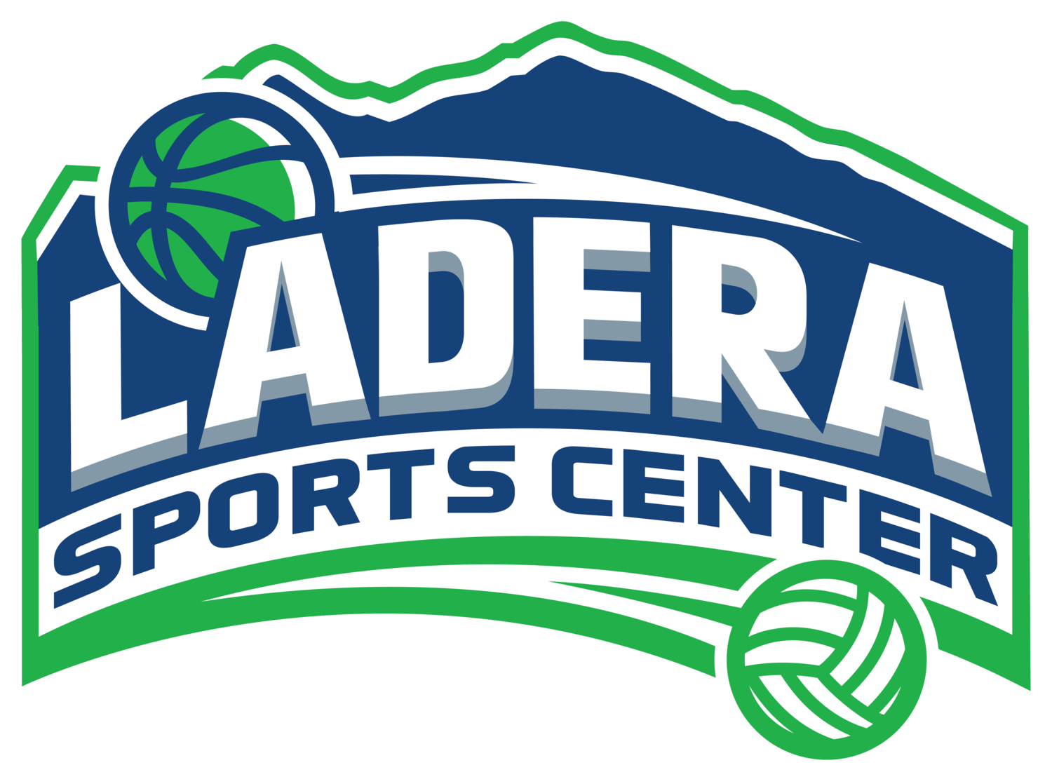 Ladera Sport Center logo