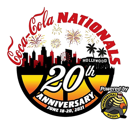 Coca Cola Nationals Logo